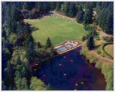 Alderbrook Park Brush Prairie Event And Wedding Venue