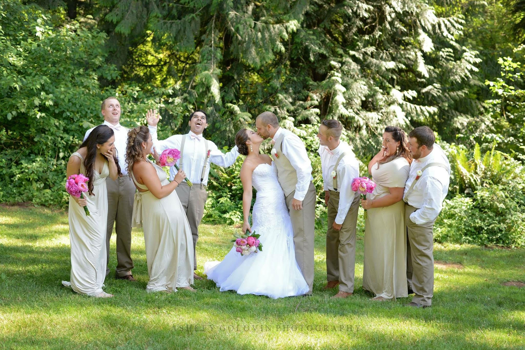Weddings at Alderbrook Park